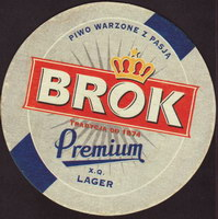 Beer coaster brok-strzelec-23-small