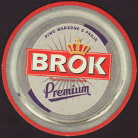 Beer coaster brok-strzelec-24-small