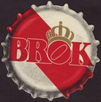 Beer coaster brok-strzelec-26-small
