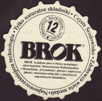 Beer coaster brok-strzelec-26-zadek-small
