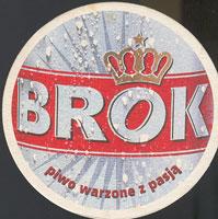 Beer coaster brok-strzelec-3