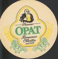 Beer coaster broumov-2
