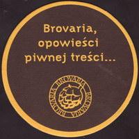 Beer coaster brovaria-2-zadek-small