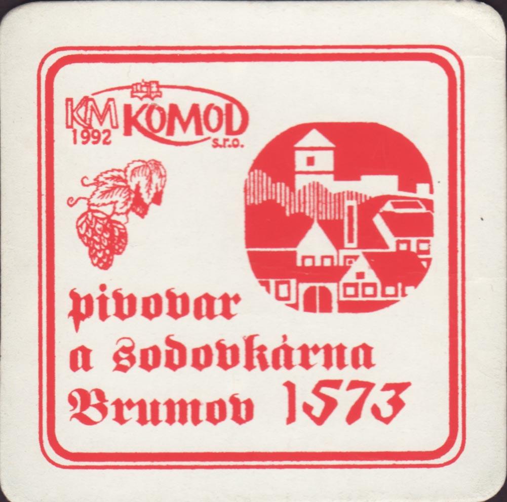 Pivní tácek brumov-2