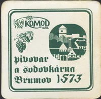 Beer coaster brumov-3