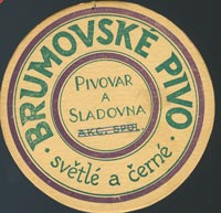 Beer coaster brumov-8
