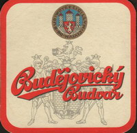 Beer coaster budvar-142-small