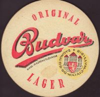 Beer coaster budvar-378-small