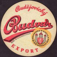 Beer coaster budvar-379-small