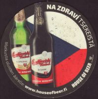 Beer coaster budvar-392-small