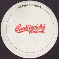 Beer coaster budvar-413-small