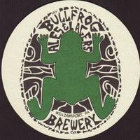 Beer coaster bullfrog-1-small