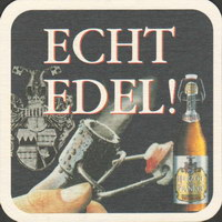 Pivní tácek burgbrauerei-thungen-1-small