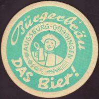 Beer coaster burgerbrau-goggingen-6-small