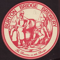 Beer coaster burton-bridge-1-small