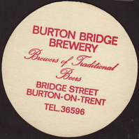 Beer coaster burton-bridge-1-zadek-small