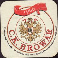 Beer coaster c-k-browar-4-small