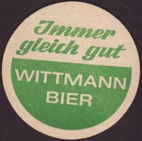 Beer coaster c-wittmann-10-small