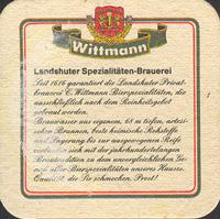Pivní tácek c-wittmann-2-zadek
