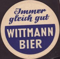 Beer coaster c-wittmann-6-small