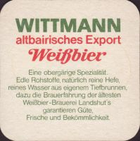 Beer coaster c-wittmann-7-zadek-small