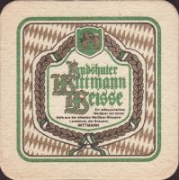 Beer coaster c-wittmann-9-small
