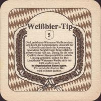 Beer coaster c-wittmann-9-zadek-small