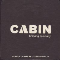 Pivní tácek cabin-1-small