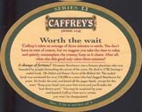 Pivní tácek caffrey-6-zadek