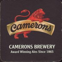 Pivní tácek camerons-11-small