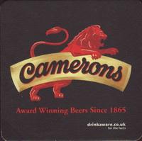 Pivní tácek camerons-12-oboje-small