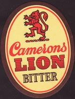 Pivní tácek camerons-13-small