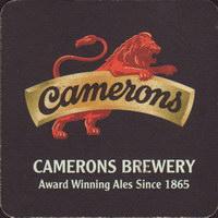 Pivní tácek camerons-16-small