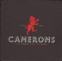 Pivní tácek camerons-18-small