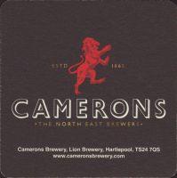 Pivní tácek camerons-19-small