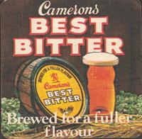 Pivní tácek camerons-2-small