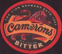 Pivní tácek camerons-20-small