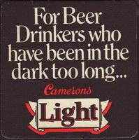 Pivní tácek camerons-3-zadek-small