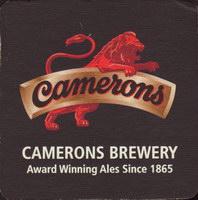Pivní tácek camerons-5-oboje-small
