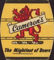 Pivní tácek camerons-6-small