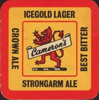 Pivní tácek camerons-8-small