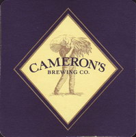 Beer coaster camerons-9-small