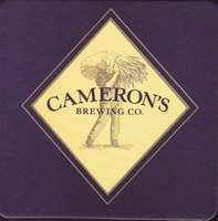 Beer coaster camerons-brewing-company-2-small