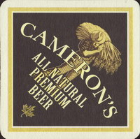 Beer coaster camerons-brewing-company-3