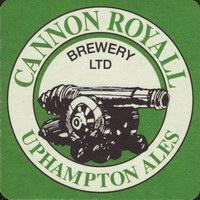 Pivní tácek cannon-royal-1-small