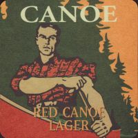 Beer coaster canoe-brewpub-2-zadek-small