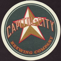 Beer coaster capitol-city-1-small