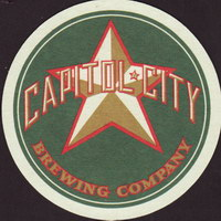 Beer coaster capitol-city-4-small
