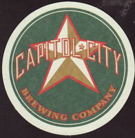 Beer coaster capitol-city-8-small