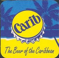 Pivní tácek carib-1-oboje